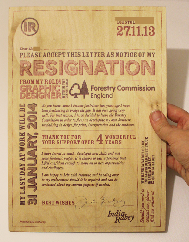 resigwhole 3 1 A fitting resignation letter